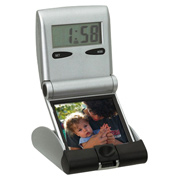 Pop Up Travel Alarm and Frame