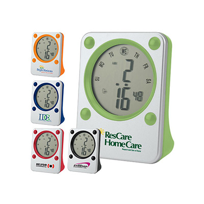Mini Travel Alarm Clock