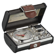 Spirit of St. Louis Travel Suitcase Alarm Clock