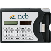 Network Calculator Card Holder