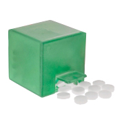 Cube Mint Dispenser