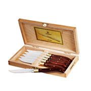Laguiole 6-Piece Steak Knife Set