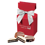 Chocolate Covered Oreos - Red Box