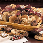 Home-Style Cookie and Brownie Basket - 3 Dozen