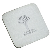 Stainless Steel Coaster Set
