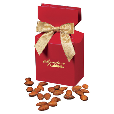 Mediterranean Style Almonds - Red Box