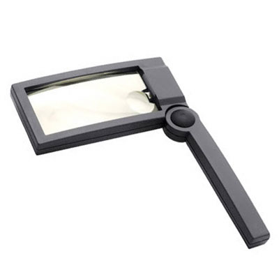 Lighted Jumbo Magnifier