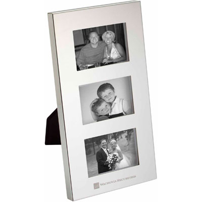 Radiance Silver Plated Family Photo Frame