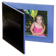 Hamptons Classic Folding Photo Frame