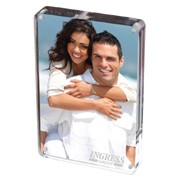 5x7 Two Sided Acrylic Photo Frame