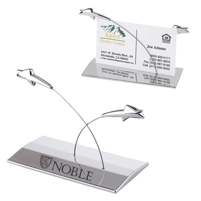 Meteor-Star Business Card Holder