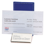 Terra Business Card Holder