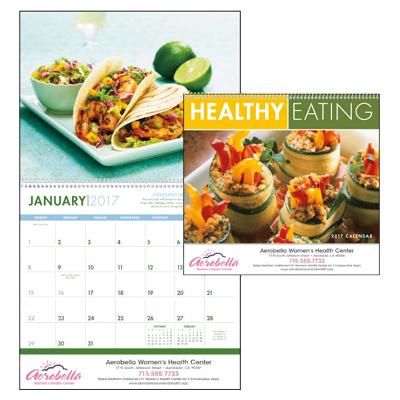 Healthy Eating Calendar