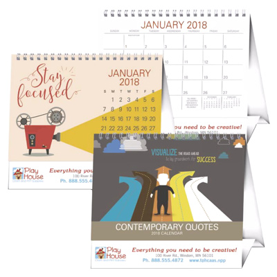 Contemporary Quotes Calendar