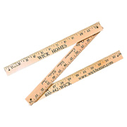 Folding Yardstick - Natural Finish