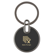 Round Legion Key Tag