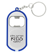 Flashlight Bottle Opener Key Chain