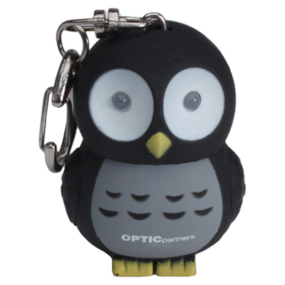 Kikkerland Hoot Key Light