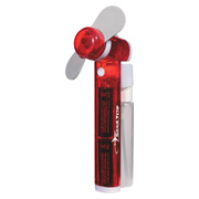 Spray Fan With Removable Mister