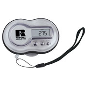 Talking Pedometer With Panic Safety Alarm