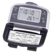 5-Function Executive Pedometer