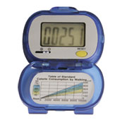 Large Digit Single Function Digital Pedometer