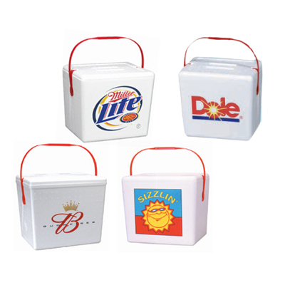 12 qt. Foam Cooler with Handle