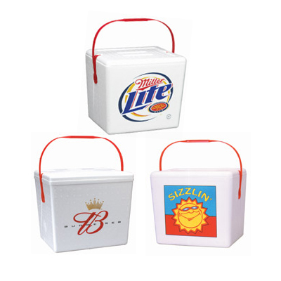 22 qt. Foam Cooler with Handle