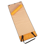 Roll-Up Beach Blanket With Pillow