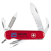 Wenger Serrated Highlander Genuine Swiss Army Knife