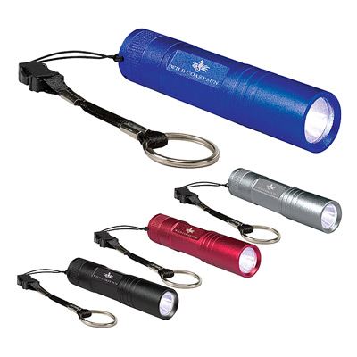 Prism LED Flashlight