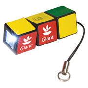 Rubik's Flashlight