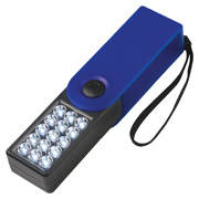 Folding LED Torch Light With Strap