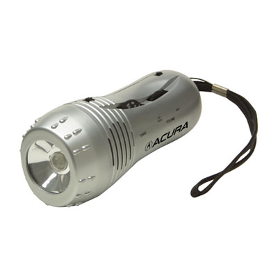 Hi-Tech Flashlight Radio