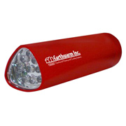 10 LED Aluminum Tri Flashlight