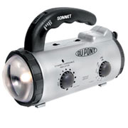 Dyanamo Rechargeable AM/FM Lantern Radio