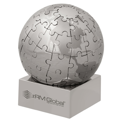 Globe Magnetic Puzzle - Large