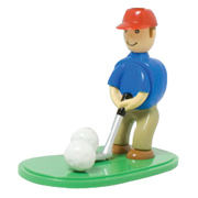 Chip Shotz Golfer