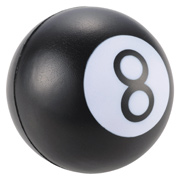 Eight Ball Stress Reliever