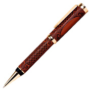 Ibellero Leather Ballpoint Pen