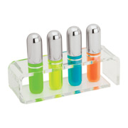 4-Piece Highlighter Set and Stand