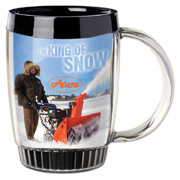 Thermal Desk Mug - 14 oz.