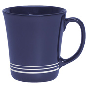 Ceramic Fun Lines Mug - 17 oz.