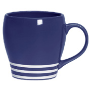 Ceramic Striper Mug - 14 oz.