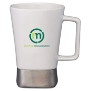 Ceramic Desk Mug - 16 oz.