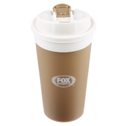 Flip Top Coffee Cup - 16 oz.