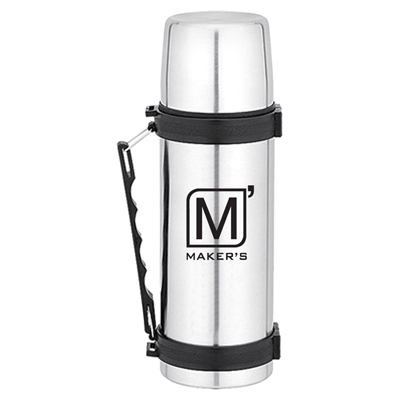 33 oz. Travis Traveling Thermos