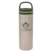 Odin 20 oz. Stainless Steel Vacuum Water Bottle