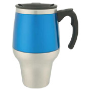 Large Capacity 19 oz. 18/8 Stainless Steel Interior Mug