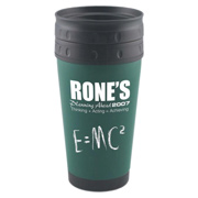 16 oz. Chalkboard Travel Tumbler